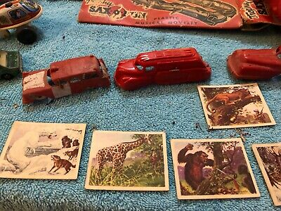 Junk Drawer - Lot of Vintage Toys and Misc. Items