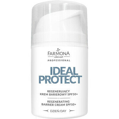 Farmona Professional Ideal Protect Regenerating Barrier Cream SPF50+ 50ml
