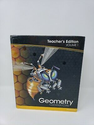Pearson Geometry: Common Core, Vol. 1, Teacher's Edition by Randall I. Charles