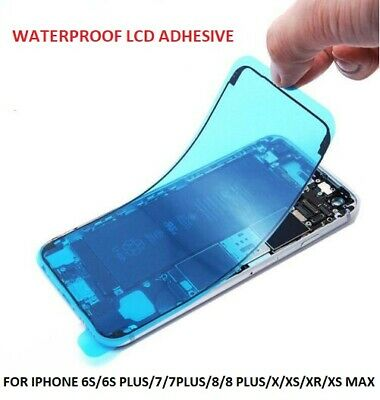 Screen Bonding Adhesive Waterproof Seal for iPhone XR XS MAX X 8 7 6S PLUS