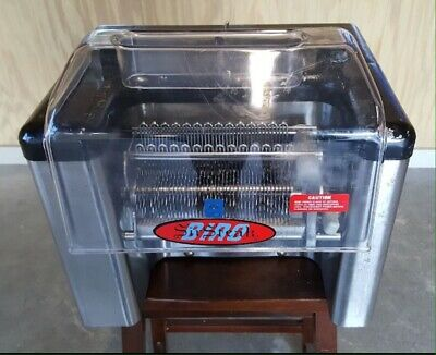 Biro Sir Steak Machine Cuber Tenderizer Pro Model--New Blades And Combs Sets