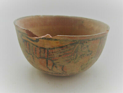 Finest Circa 2200-1800Bce Ancient Indus Valley Harappan Terracotta Vessel
