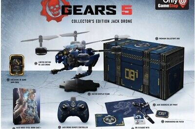 Gears 5 Standard Edition and & Jack Drone Xbox One Bundle