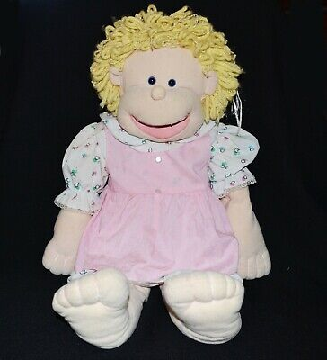 The Original Real Rigadoon Puppet Doll 1st Edition Priscilla 80's Vintage 72cm