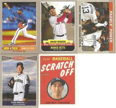 2019 Topps Heritage High Number Inserts ***You Pick***