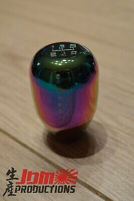 NEO CHROME Skunk2 Style 5 Speed Gear Knob Shifter Honda Civic Integra EP2 EK9