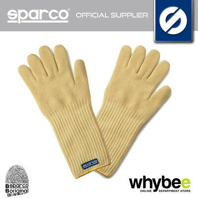 00205 Sparco Mechanic Pit Crew Glove Heat-Resistant Protective Work Gloves