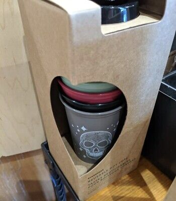 Starbucks 2019 Fall Halloween Reusable Hot Cups Limited Edition -SOLD OUT-