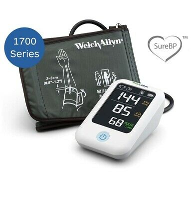 Welch Allyn Home 1700 Blood Pressure Monitor with SureBP Technology