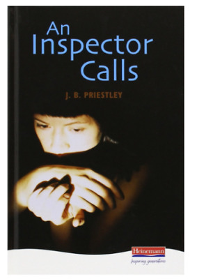An Inspector Calls Heinemann Plays For 14-1 by J.B. Priestley New Hardcover Book