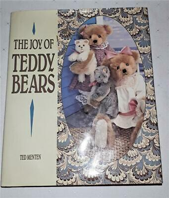 The JOY of TEDDY BEARS by Ted Menten