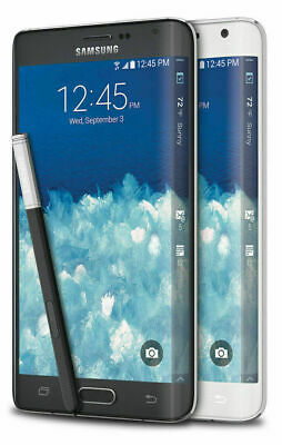 Samsung Galaxy Note Edge 32GB Unlocked AT&T Verizon T-Mobile Android Smartphone