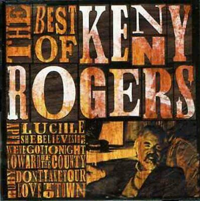 Kenny Rogers - The Best Of Kenny Rogers [CD]