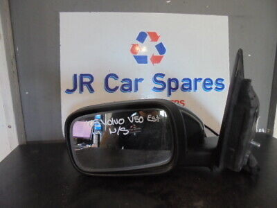 For Ford Fiesta wing mirror glass 04-07 Right Driver side Spherical