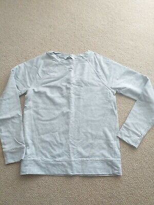 Sweat Shirt Uk next xs sports jumper ladies size 6 girls 13 y grey running top