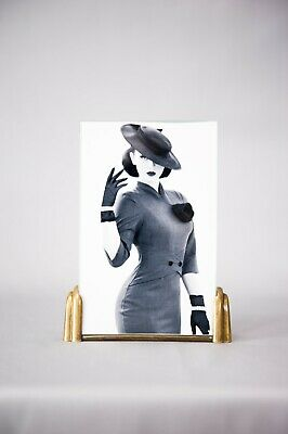 Richard Rohac Picture Frame 'Signed'