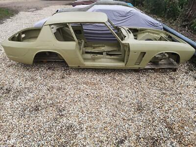 Jensen Interceptor MK 1 body shell