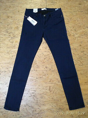 Cross Alan Damen Jeans Highwaist Skinny N497-011 W31 L34