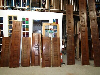 Oak panelling circa 1851. PRICE NOW REDUCED !!!!!!!!!!!!!!!!!!!!!!