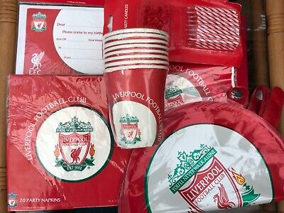 Liverpool Party Pack
