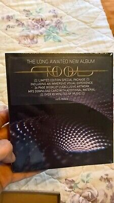Tool Fear Inoculum Limited edition CD ( Unwrapped and in box)