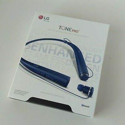 LG TONE PRO HBS-780 Premium Bluetooth Wireless Stereo Headset - New
