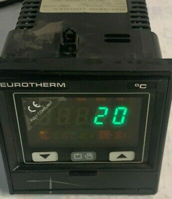 Eurotherm Controls 818 Series Celsius Temperature Controller Programmer  TESTED