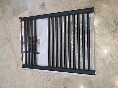 Eastbrook Wingrave multirail 600x800 anthracite radiator towel rail