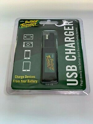 Battery Tender 081-0158 Quick Disconnect Plug with USB Charger Quantity Discount