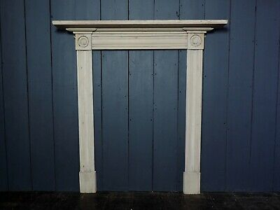 Reclaimed Antique Early 19th Century Regency Georgian Fireplace Surround (HB314)