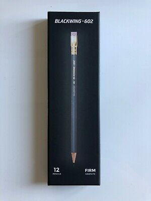 New Palomino Blackwing 602 Pencil - Grey - Firm graphite