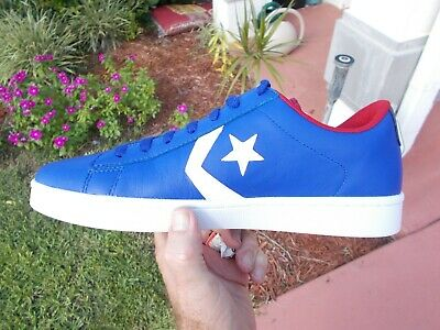 CONVERSE PRO LEATHER OX ROYAL BLUE 137405C US Men's SIZE 11 NEW WITH BOX