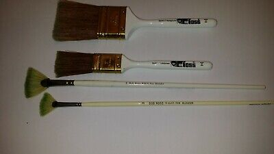 Bob Ross 3 4 Floral Brush With Natural Hair For Bob Ross