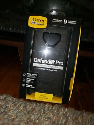 OEM! Otterbox Defender PRO Series For Samsung Galaxy Note 9 Case (WITH Clip)