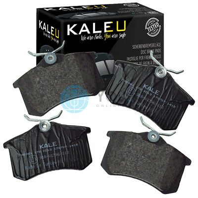 Kale Set of Brake Pads Brake Pads Rear for VW Polo Classic (6V2)