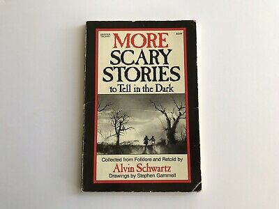 More Scary Stories To Tell In The Dark Vintage Softcover