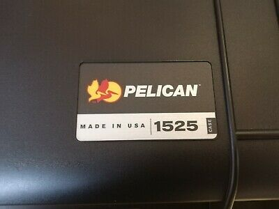 Pelican Air   1525 - in BLACK -
