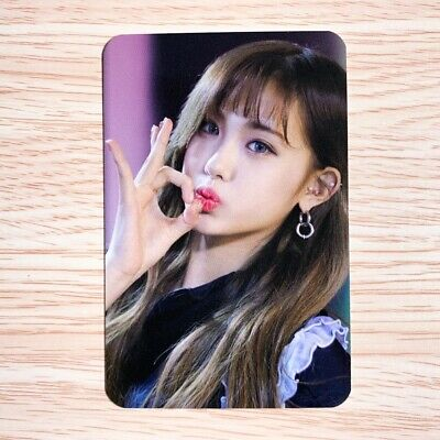 Everglow - Arrival Of Everglow (1St Single Album) Official Aisha Photocard Ver B