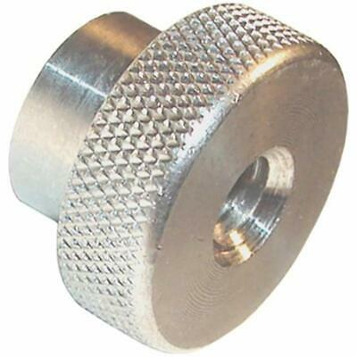 Stainless Knurled Knob Fastener 3//8x16 Thread 1-inch Length .817 Head Width