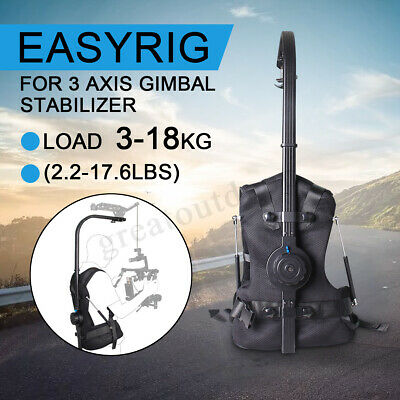 Easyrig 3-18KG Load Shock Absorber Camera Support For 3 AXIS Gimbal Stabilizer