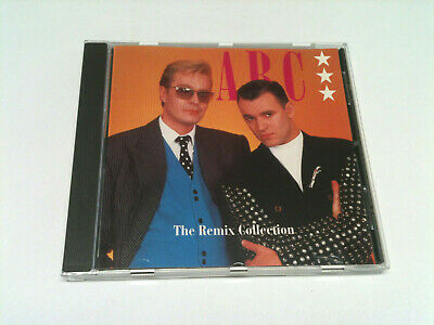 "ABC - THE REMIX COLLECTION - CD Album © 1993>12""Mixes>The Look Of Love,Tears Are"