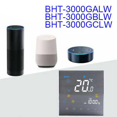 Wifi Smart Thermostat Control For Water/Electric Floor Heating Boiler BHT-3000