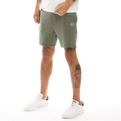 JACK AND JONES Mens New Light Thyme Sweat Shorts - Size: Small