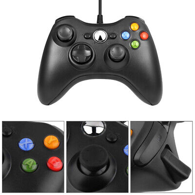 Xbox 360 Wired Controller for Windows & Xbox 360 Console PC USB Wired KU
