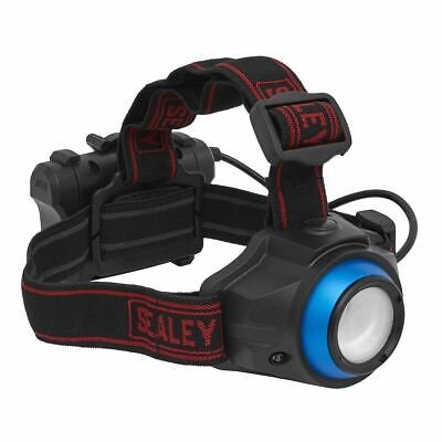 Sealey HT03LED Head Torch 3W 2 LED 3 x AAA Cell