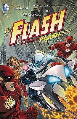 Flash Volume 2 The Road To Flashpoint Graphic Novel 9781401234485