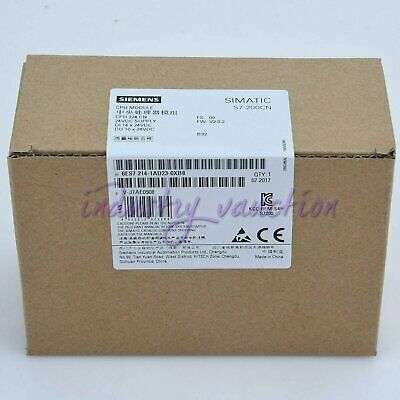 Siemens New 6ES7214-1AD23-0XB8 S7-200Central Processing Unit 6ES7 214-1AD23-0XB8