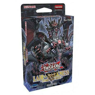 Yu Gi Oh. Konlod Lair of Darkness Structure Deck Game