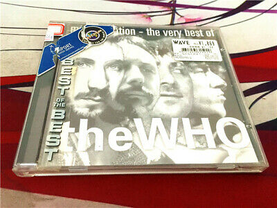 My Generation - The Very Best Of The Who 533 150-2 UK CD E137-80