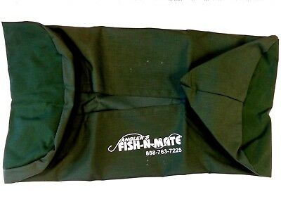 Fish-N-Mate Fishing Beach Large Cart WHITE Vinyl Liner # 419 for Large Carts NEW